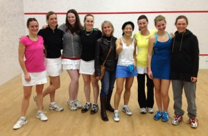 VSL Women's Div 1 finalists: JER A1 and VRC A1
