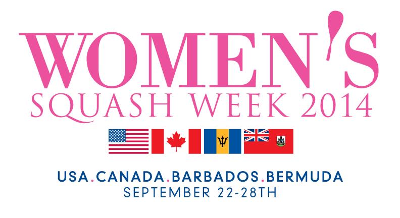 Women's Squash Week 2014