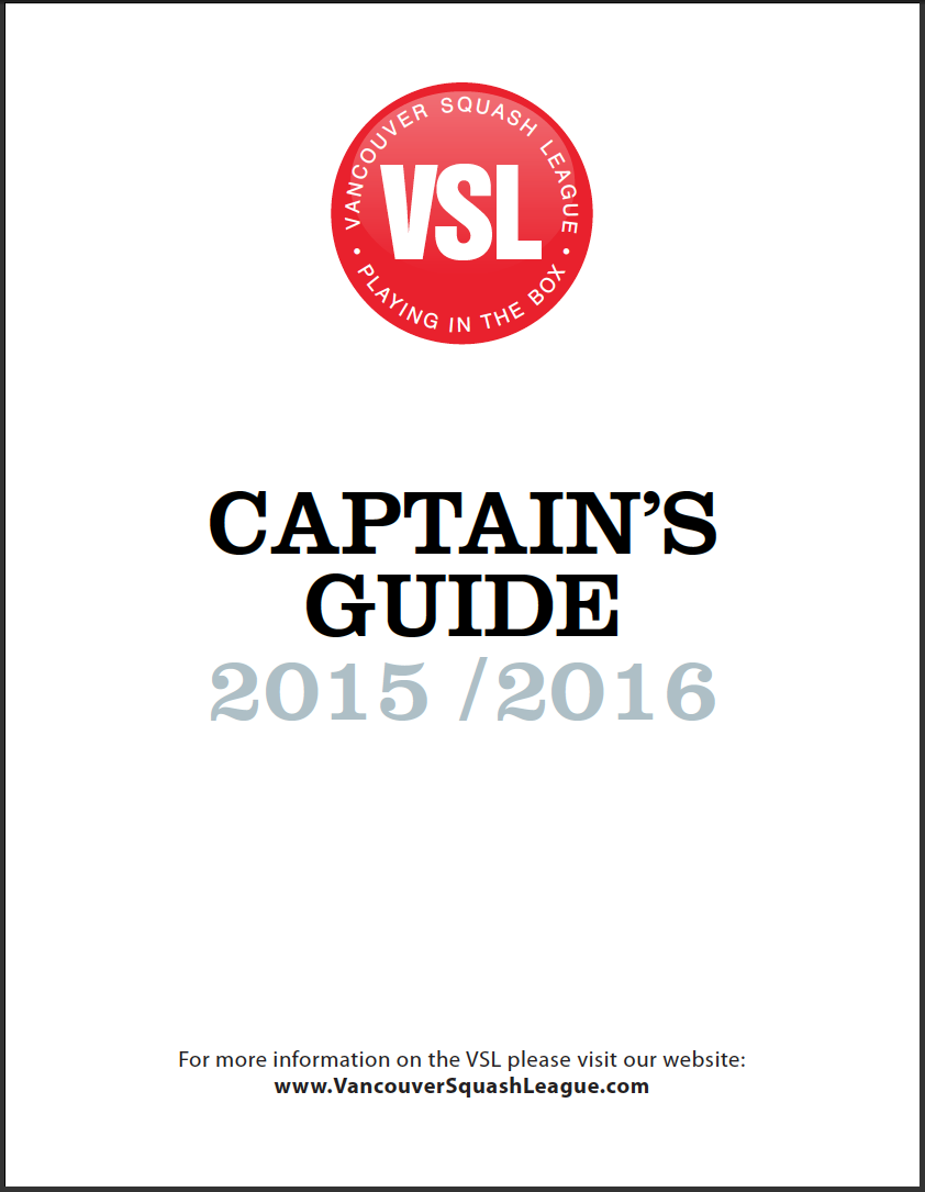 Captain's Guide
